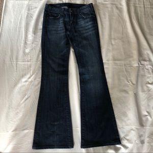Vigoss Studio Nolita II Fit & Flare Jeans. Size 0